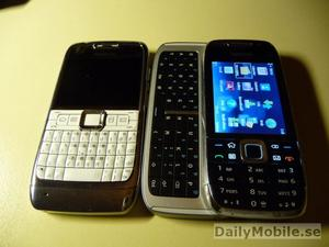 Nokia E75 New Images, Details Emerge