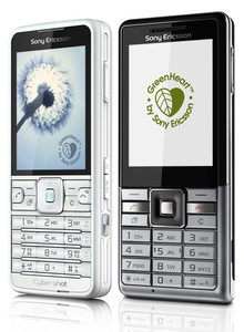 Sony Ericsson C901 eco-friendly 5Mp camera phone