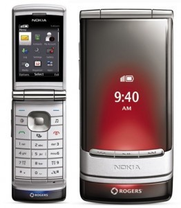 Nokia 6750 now available on rogers 3 yr contract for Att nokia mural 6750