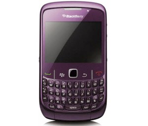 Purple on That Come With The Blackberry Curve Purple If You Want To Be Able