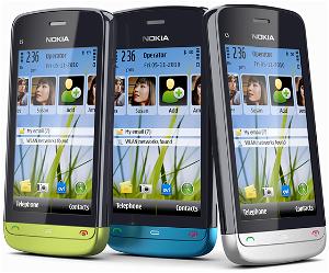 nokia c5-03. the Nokia C5-03.