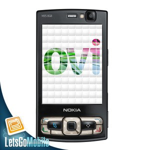 ovi suite nokia n95 8gb