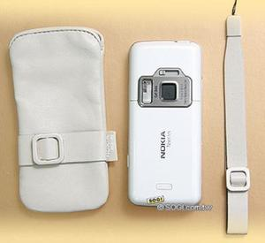 Nokia N82 Milk White