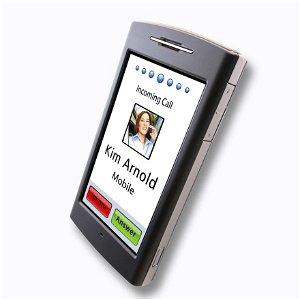 NuviPhone al debutto: il cellulare-navisat-mediaplayer è servito